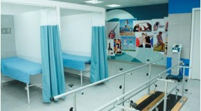 Se Inaugura la Unidad de Quimioterapia y Rehabilitacion en el Centro Medico Paso Real