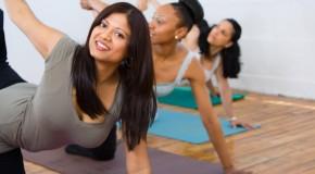 Practica yoga y pierde peso