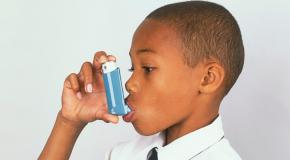 El Asma en los Niños ¿Sabes cómo ayudar a un niño asmático?